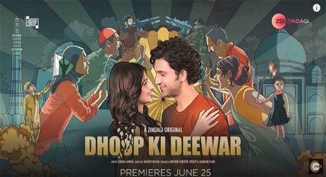 Dhoop Ki Deewar On ZEE5: Indo-Pak Love Story To Premiere Despite Social Media Outrage