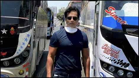 Happy Birthday Sonu Sood: Actor Thanks Everyone For Sending Best Wishes, Expresses His BIrthday Wish