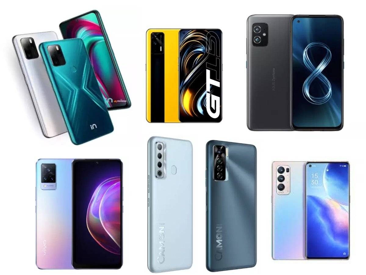 Top Mobiles To Be Launched In September 2021: Smartphones Releasing In September 2021