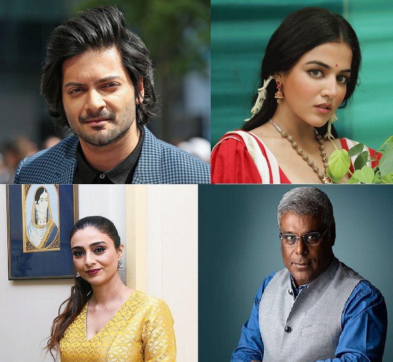 Khufiya Web Series Cast