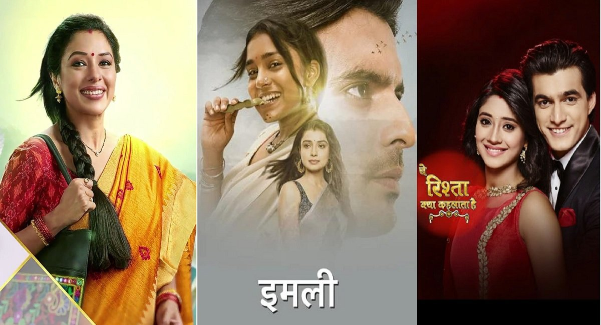 Latest TV Twists in Top 5 TV Serials List: Find How What's Happening In The World Of TV Serials