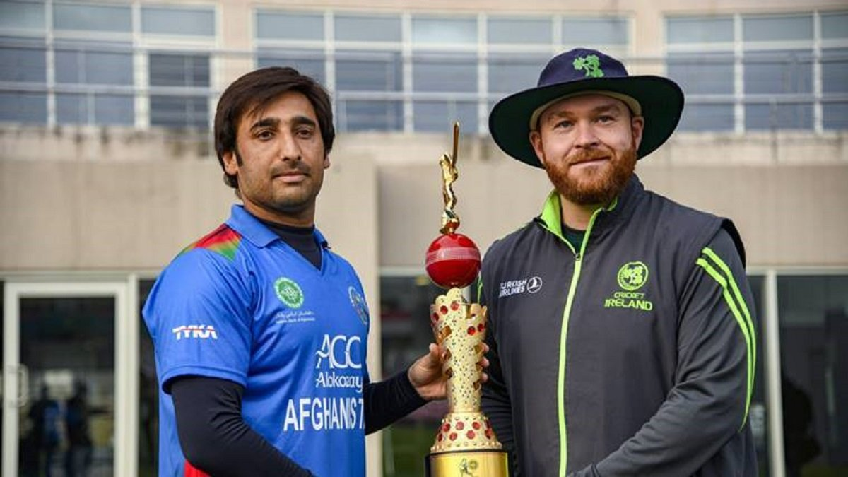 Afghanistan vs Ireland 2021 series: Full Schedule and Fixtures including timings, dates, and venues