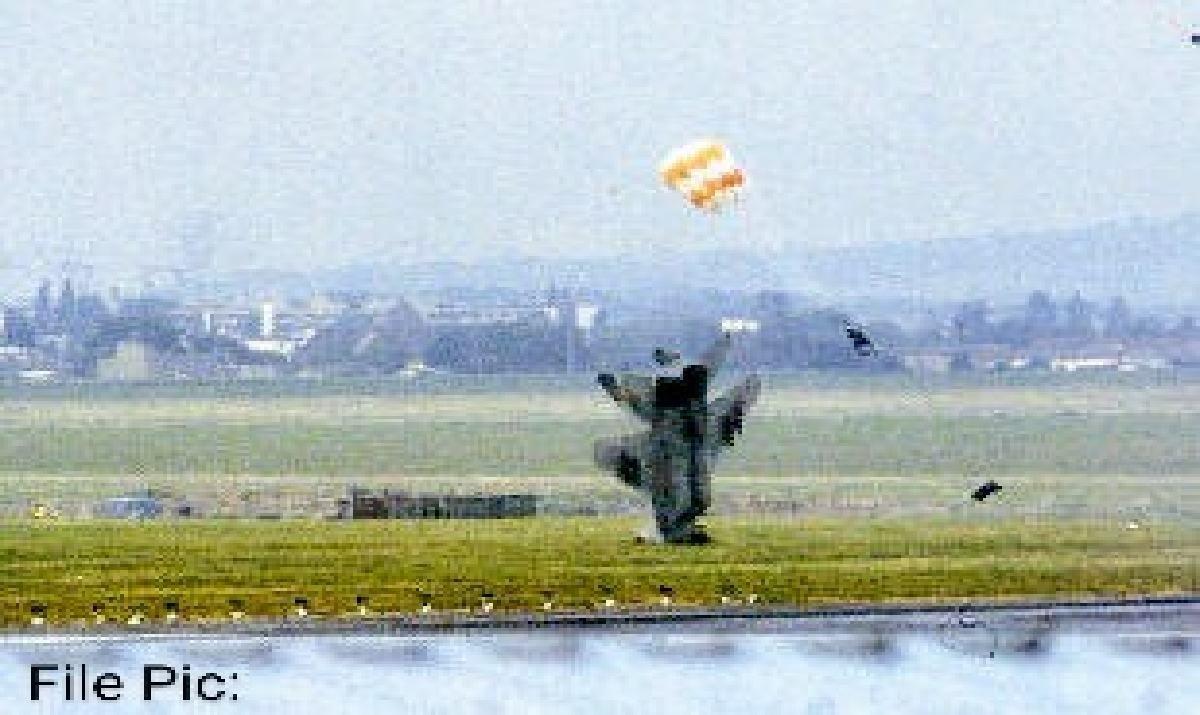 Air Force Mig29 fighter jet crashed in Punjab, IAF sources