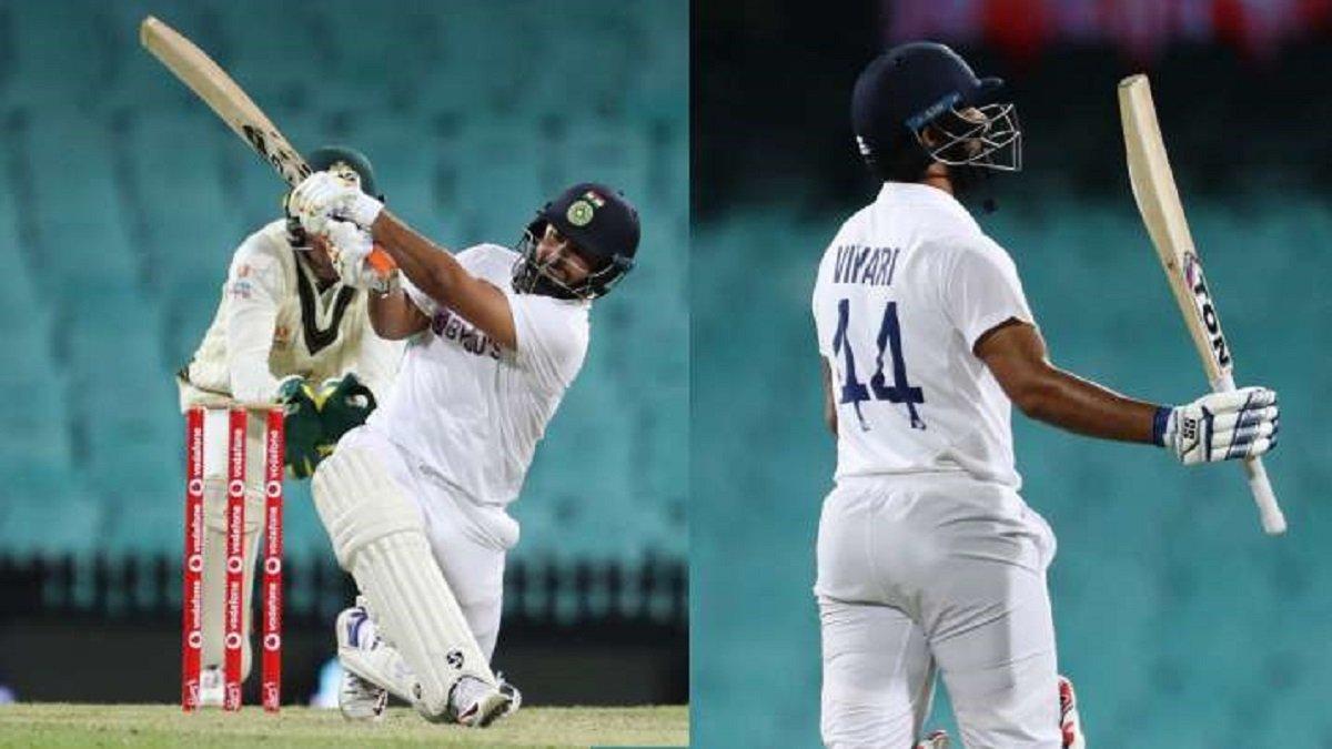 AUS A vs IND, 2nd Practice match: Hanuma Vihari slams his maiden first-class hundred, India goes past 450-run lead