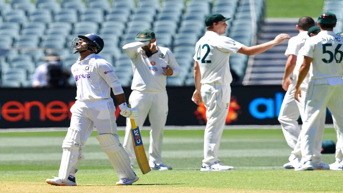 AUS vs IND 1st Test Match Recap: Australia vanquishes India by 8 wickets to take 1-0 lead in the series