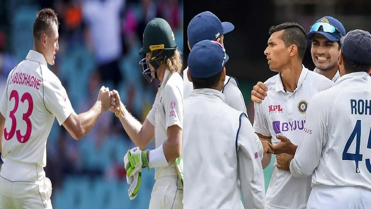 AUS vs IND 3rd Test: Debutant Pucovski & Labushagne propel the Aussies to commanding position