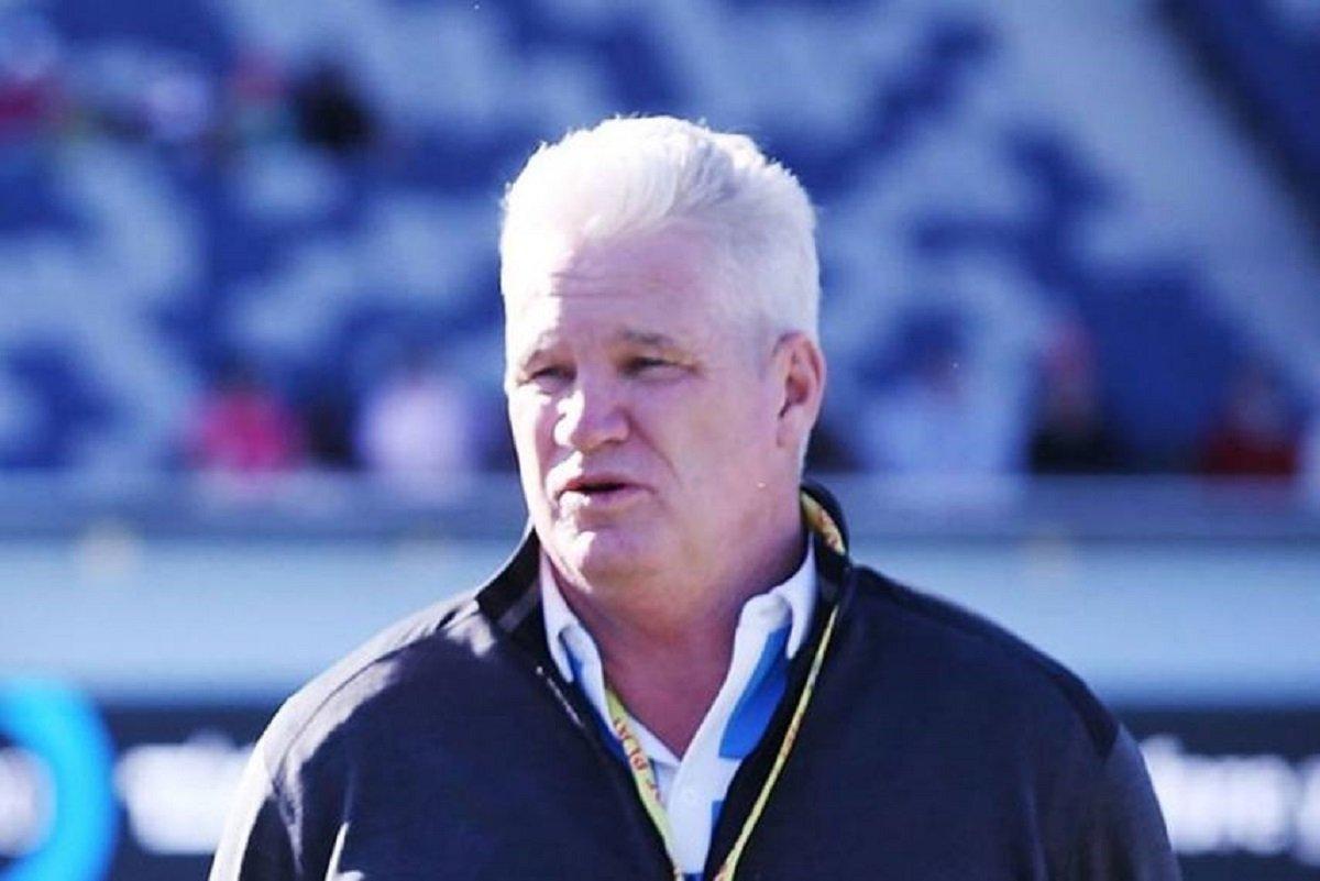 Australian legendary batsman Dean Jones dies of a Heart Attack
