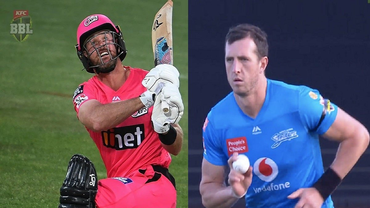 BBL 10: Bird's eye view of Stat emerges from Adelaide Strikers vs Sydney Sixers Match 11