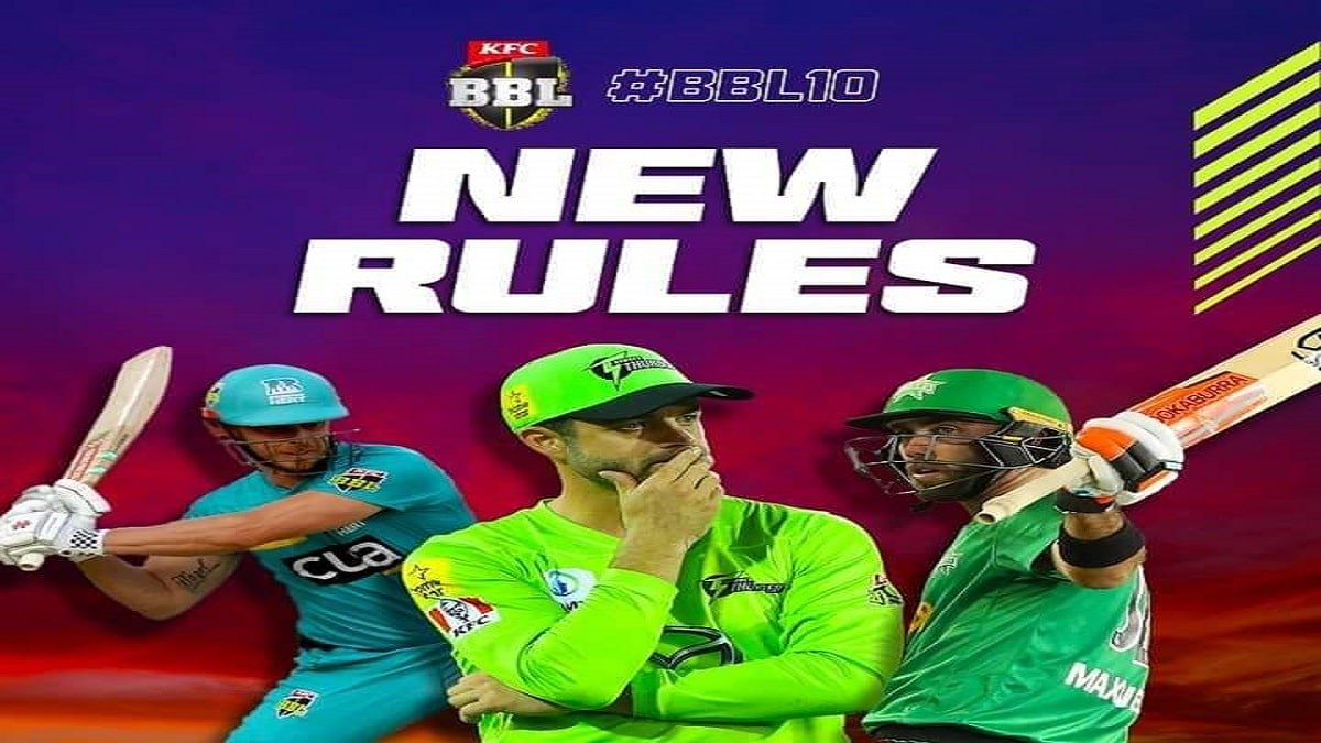 BBL 10: Cricket Australia implements three new rules for upcoming 10th edition of Big Bash League