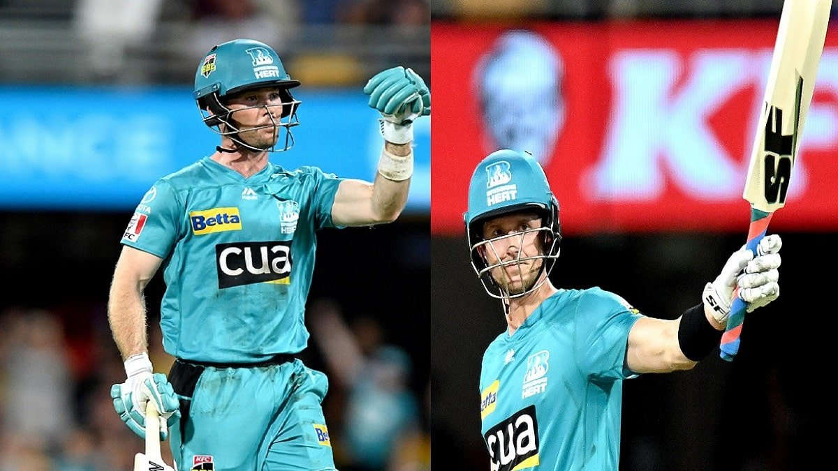 BBL 10: Double J's guide Brisbane Heat to a thrilling victory over Sydney Thunders