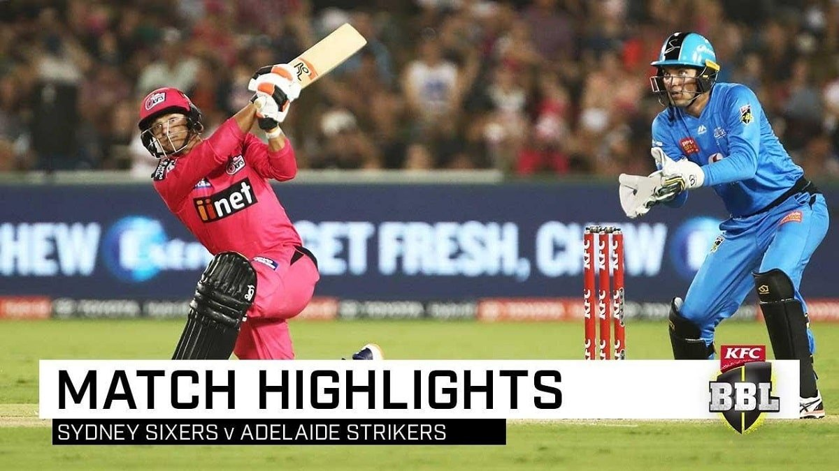 BBL 10: Josh Philippe-inspired Sydney Sixers take top spot after clinical win over the Strikers