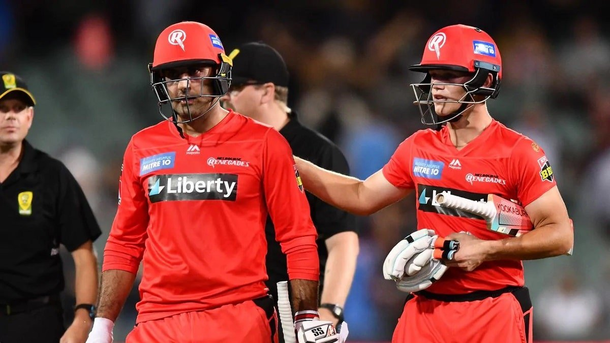 BBL 10: Mohammad Nabi-inspired Renegades break its Seven Match Losing Streak