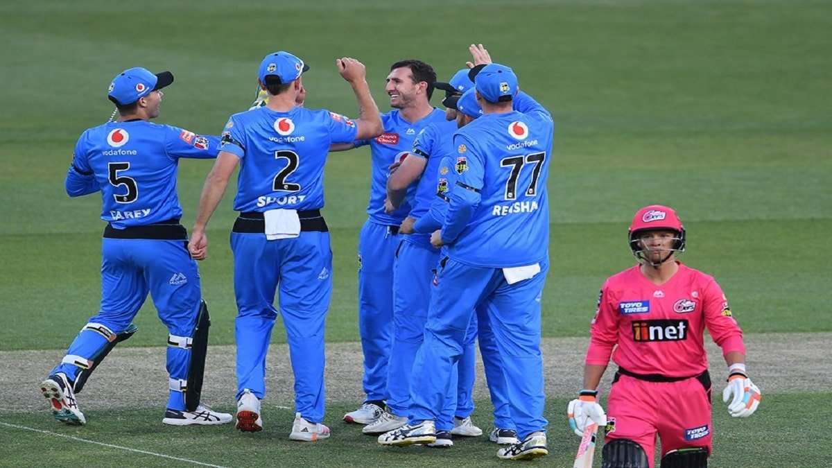 BBL 10 SYS vs ADS Highlights: Christian & Hughes all-round performances cruise Sixers to emphatic victory