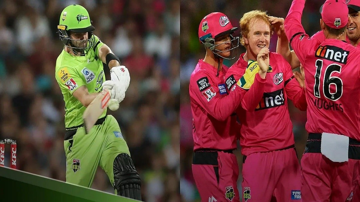 BBL 10 SYT vs SYS Dream11 Prediction: Fantasy tips for Today's BBL Match 38 among Table-toppers