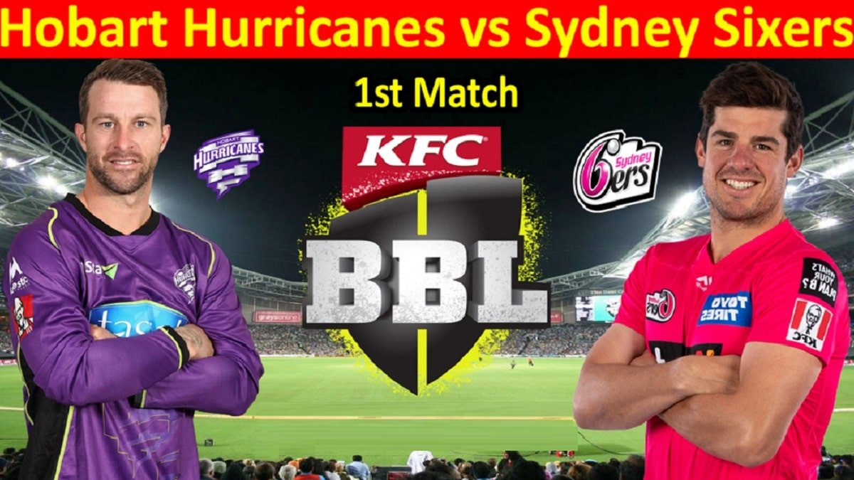 BBL 2020-21 1st Match: HBH vs SYS Dream11 Prediction, Preview and Playing 11 updates