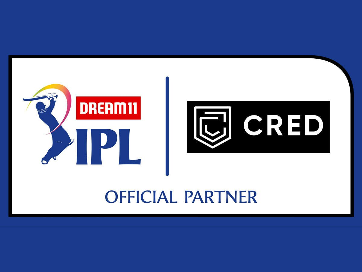 BCCI announces CRED as official partner of Dream11 IPL