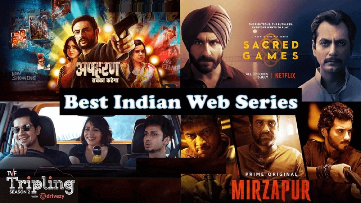 50 Best Hindi Web Series: List of top Indian Web Series that you should not miss out