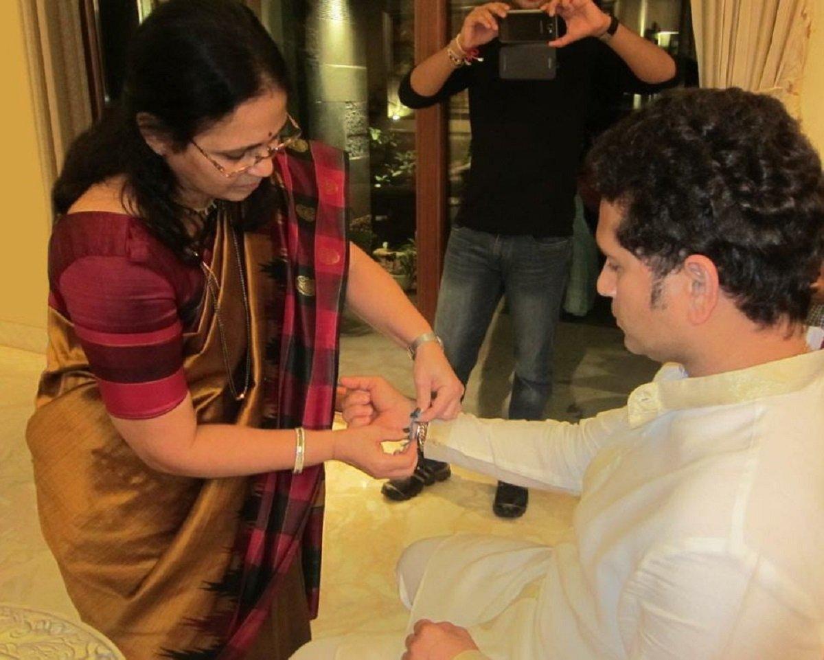 Cricket fraternity celebrates auspicious occasion of Raksha Bandhan