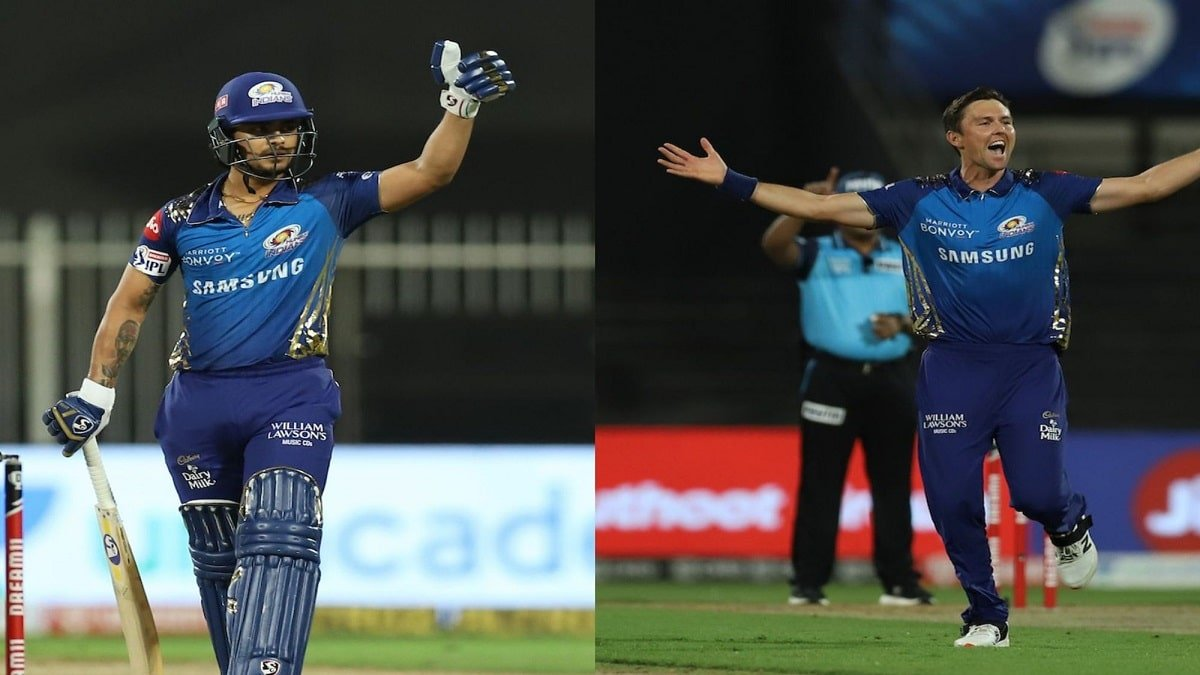 CSK vs MI Highlights: Boult and Ishan stars as Mumbai Indians shattered Super Kings by 10 wickets