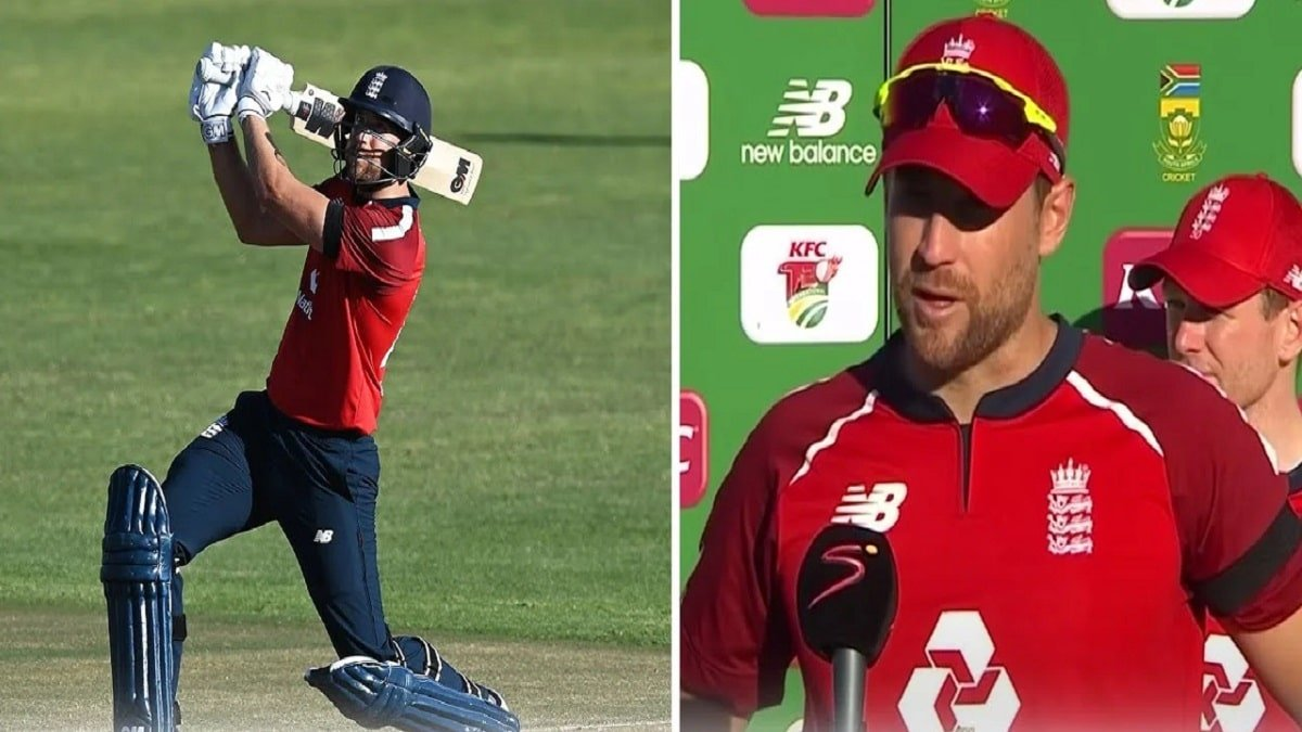 Dawid Malan creates history, achieve the highest Rating Points in T20Is