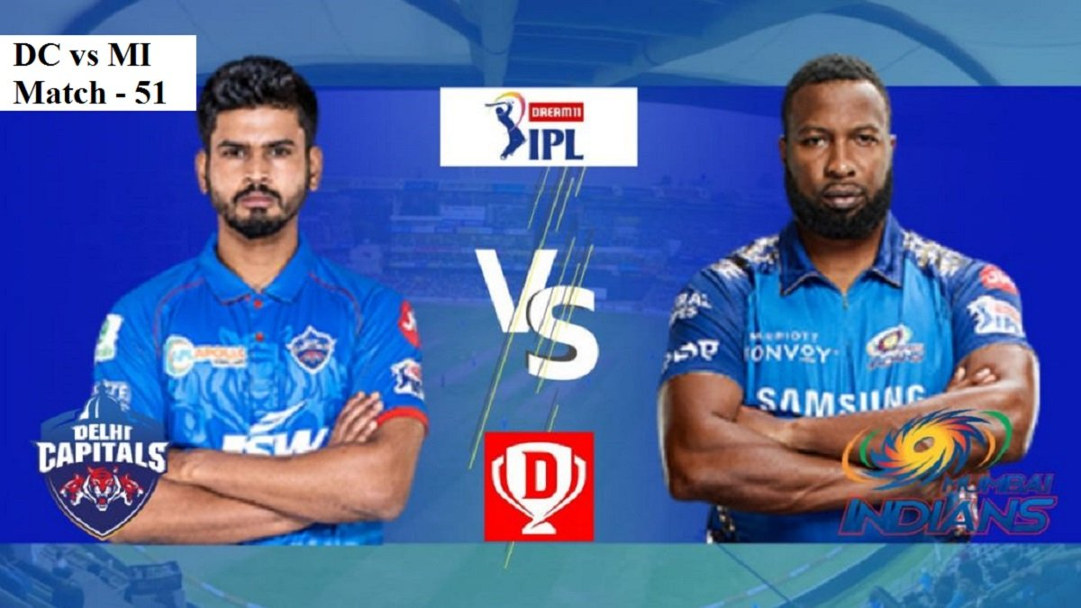 DC vs MI Dream11 Team Prediction: Fantasy Cricket Tips and Playing 11 updates for Today's IPL Match