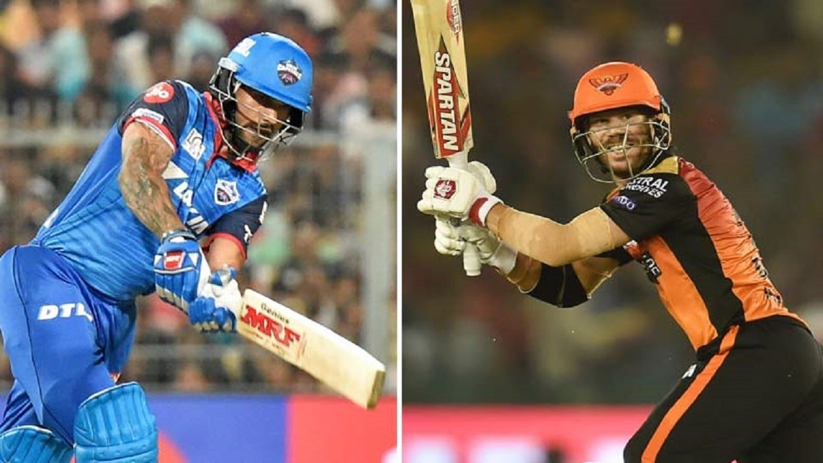 DC vs SRH Dream11 Prediction: Have you pick Warner and Dhawan as a Captain & Vice-captain for Qualifier 2