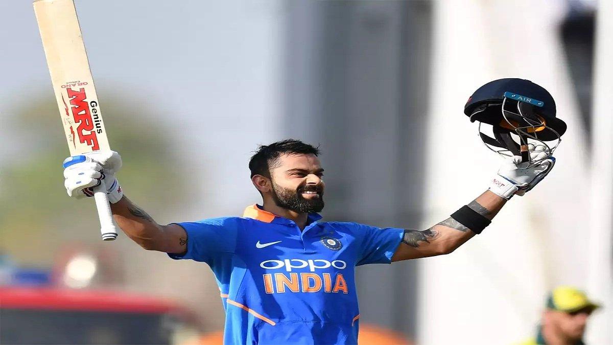 Do you Know Virat Kohli hasn't scored even a single ODI hundred in two Calendar years?