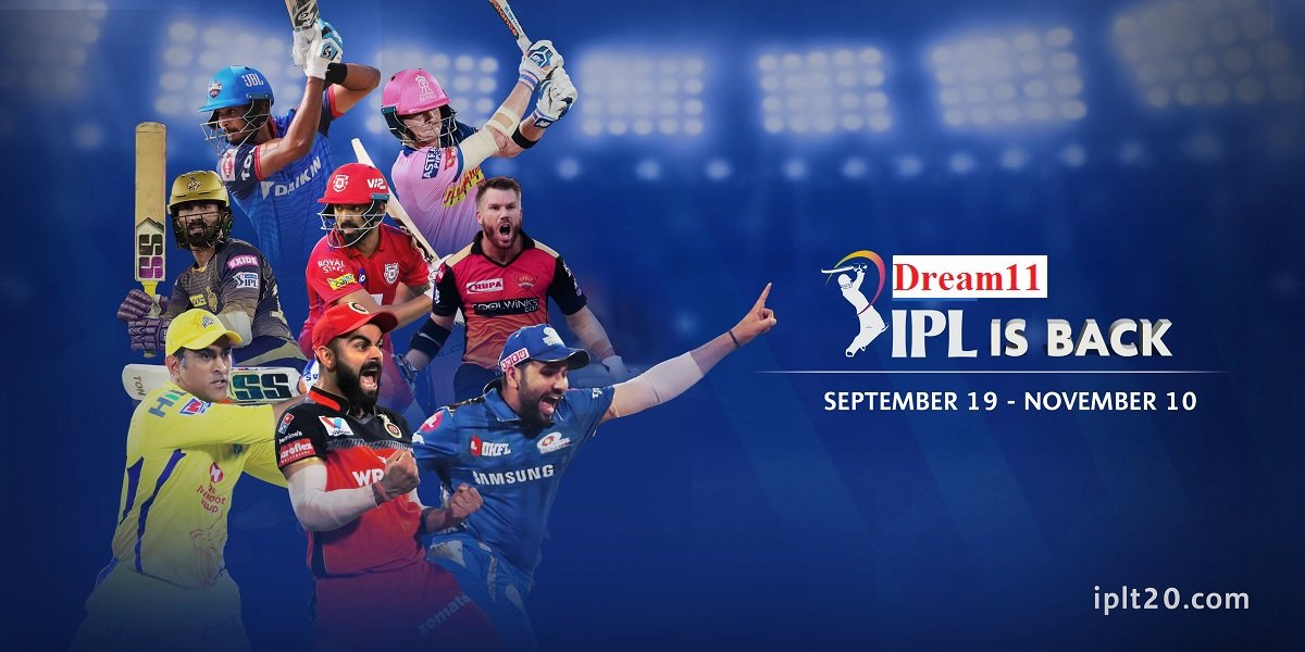 Dream11 IPL 2020: 19 Days to Go, See Updates of the Tournament!