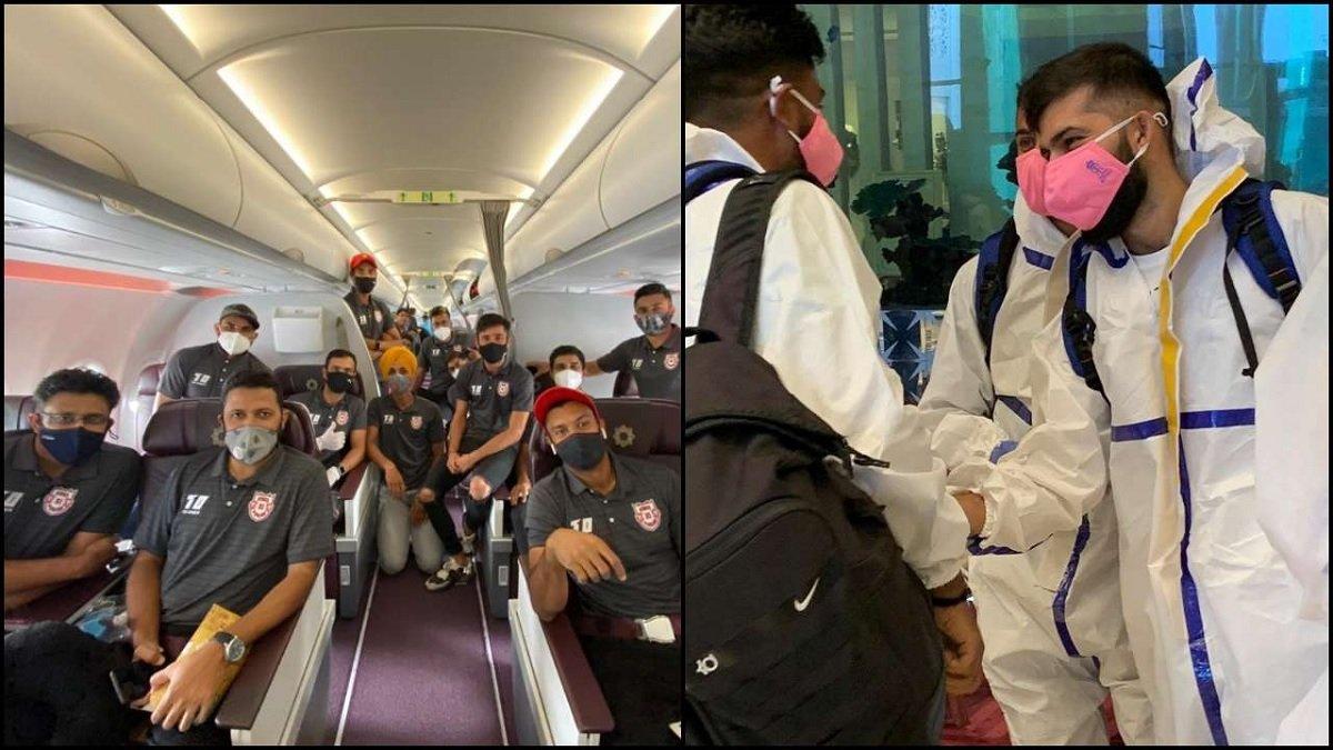 Dream11 IPL 2020: KKR, KXIP & Rajasthan Royals board flights for UAE