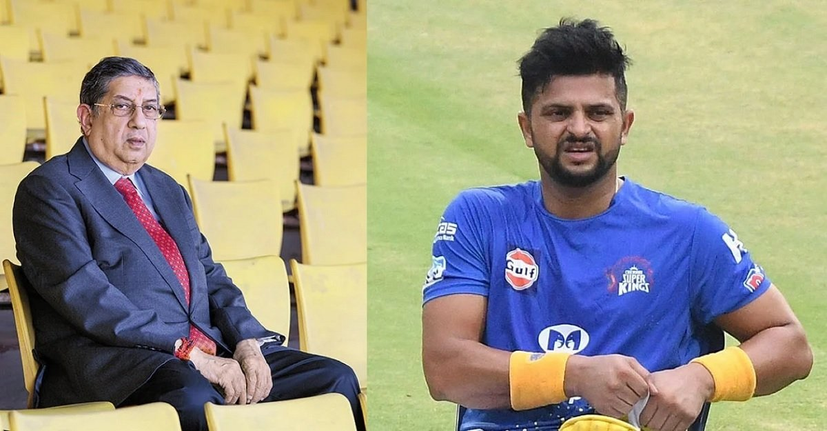 Dream11 IPL 2020: 'Sometimes success gets into head', Srinivasan on Suresh Raina's return to India!
