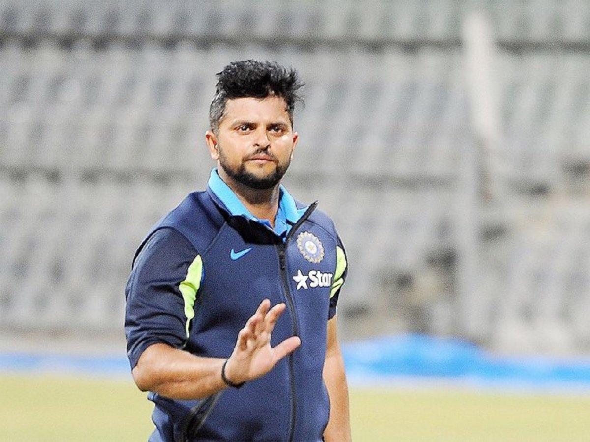 DREAM11 IPL 2020: Suresh Raina returns to India, Raina's relative in critical condition!