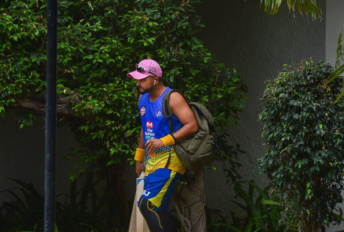 DREAM11 IPL 2020: Suresh Raina returns to India, will remain unavailable for entire tournament!
