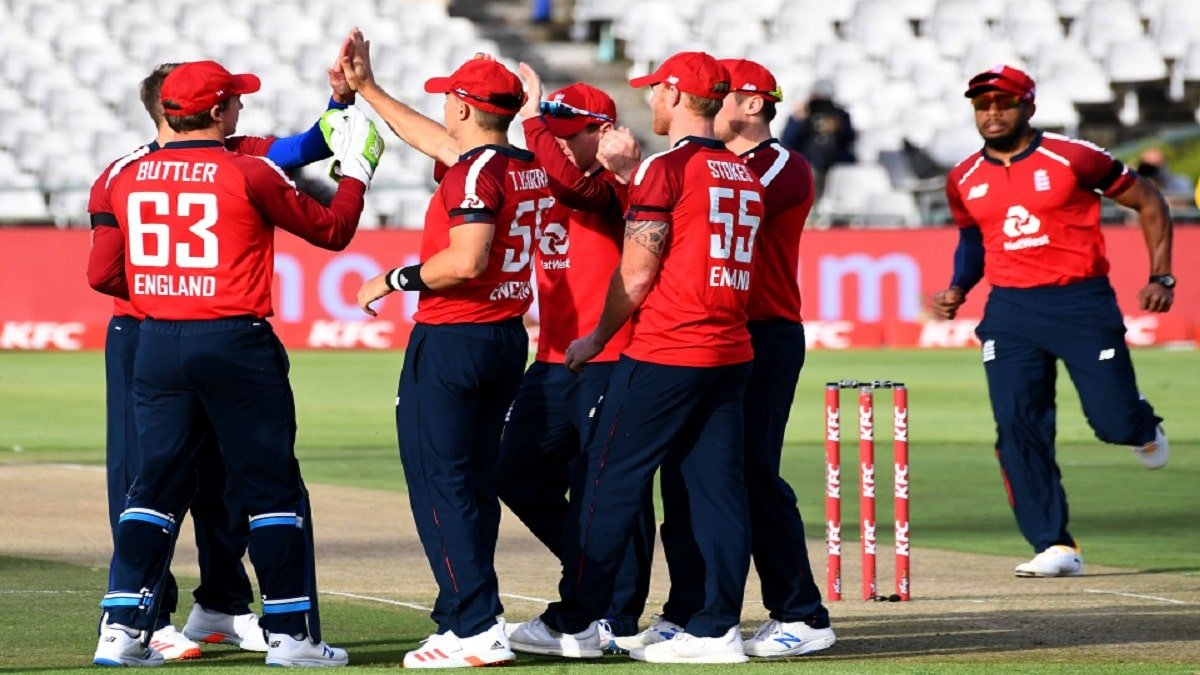 England becomes No. 1 team in the ICC T20 Rankings by clean sweeping South Africa