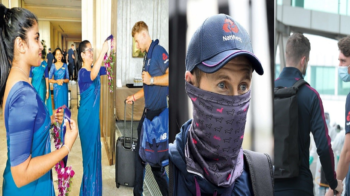 England Cricket Team arrives in Sri Lanka to play Two Tests, kick-start on Jan 14 in Galle