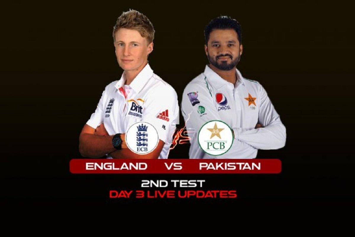 England vs Pakistan 2nd Test, Day 3 Live Score Updates: STUMPS! Day three is a washout!