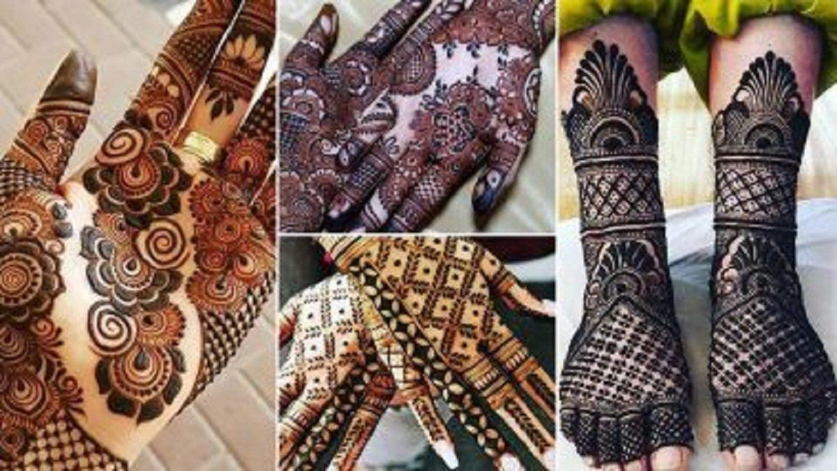 mehndi design for sawan