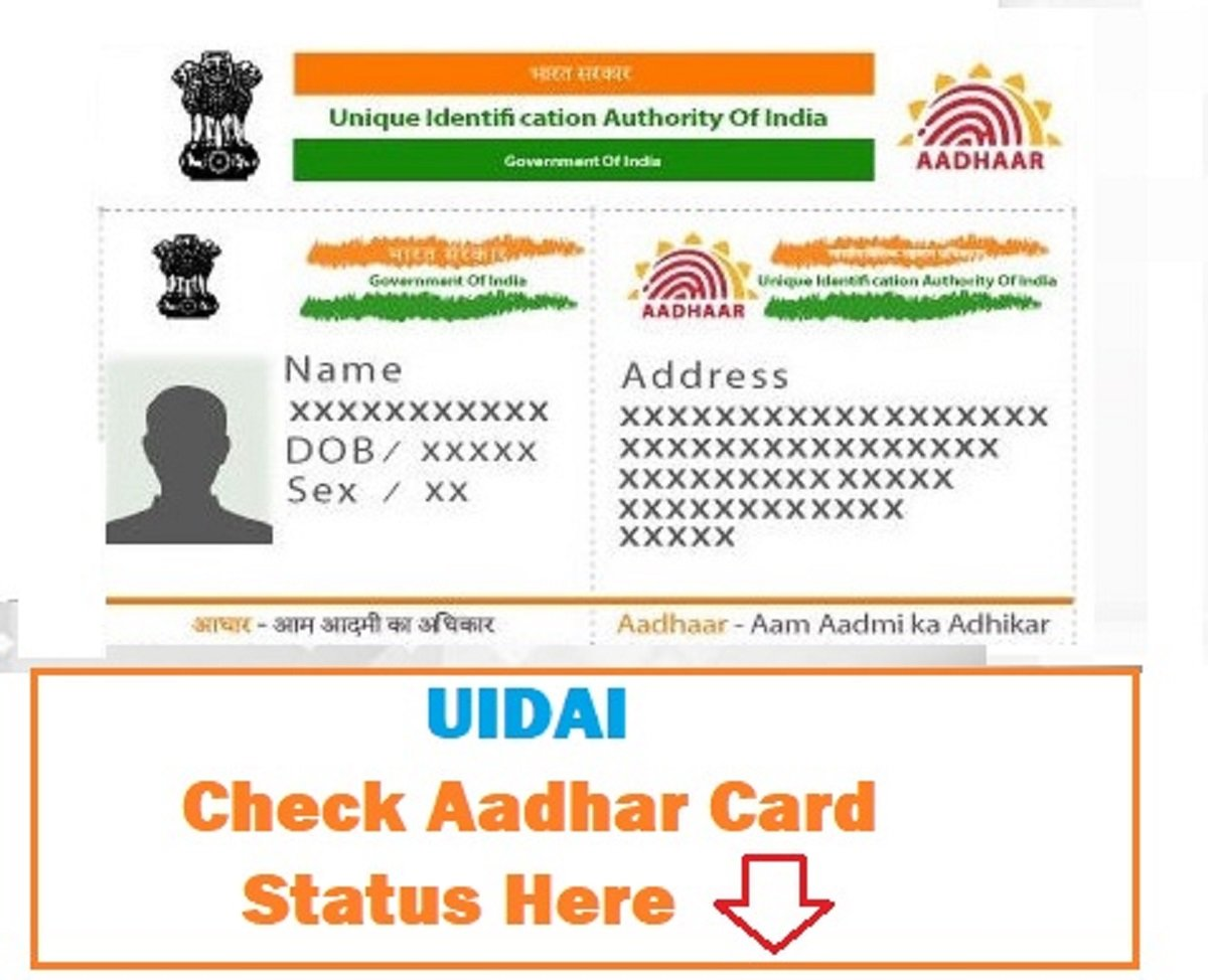 How to Check Aadhar Card Status Online in Mobile? Download Using Update EID & Mobile No