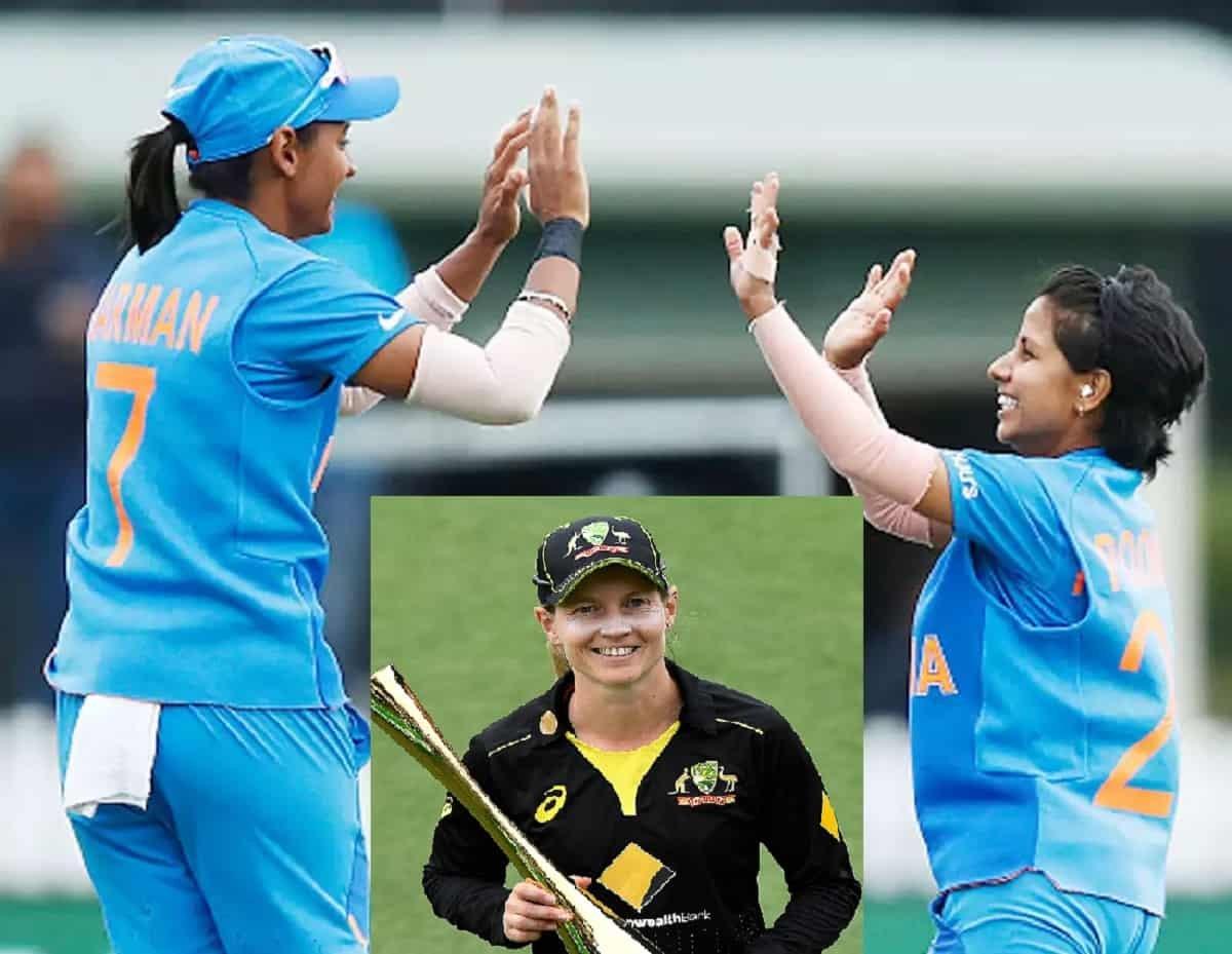 ICC Awards 2020: Meg Lanning named as Captain, Harmanpreet & Poonam Yadav only Indians named in list