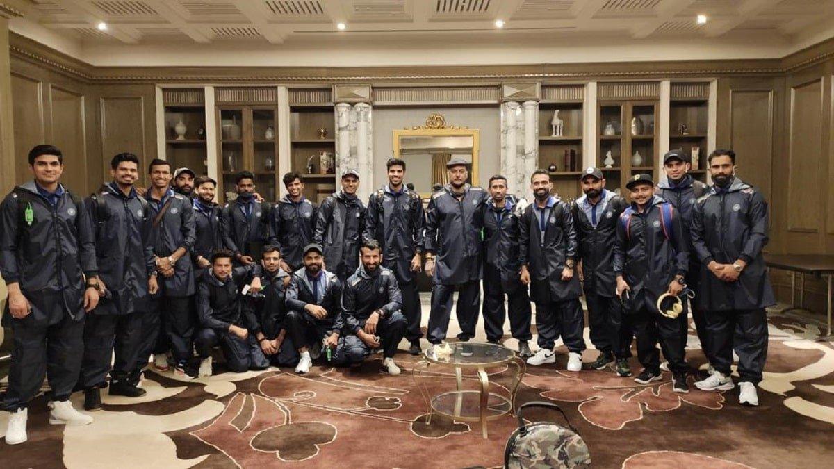 India vs Australia: Virat Kohli led Indian Cricket Team gets ready to Fly to Australia for upcoming series