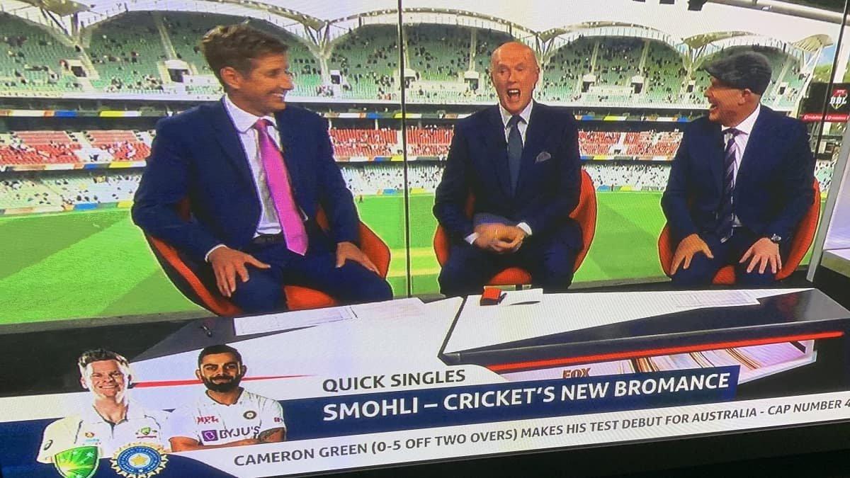 IND vs AUS 1st Test: Australian media emerge with Virat Kohli & Steven Smith - 'Smohli-Bromance'