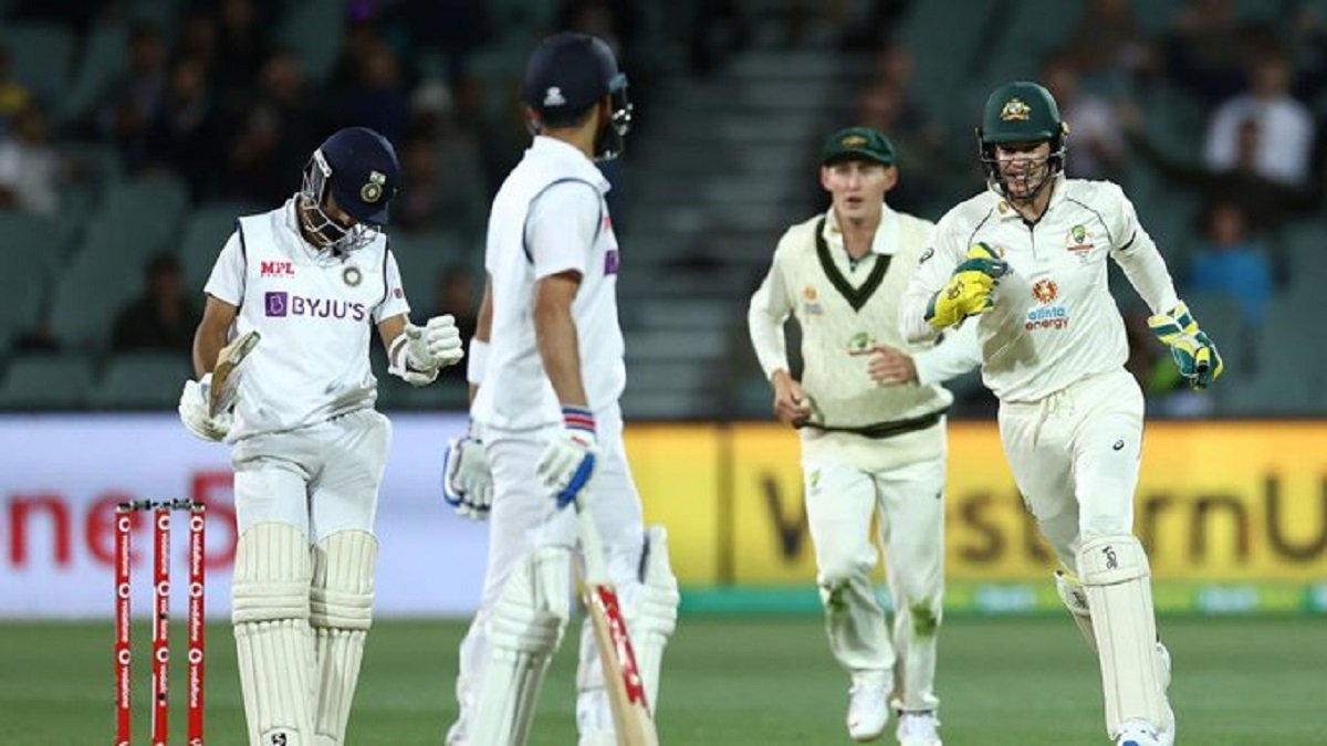 IND vs AUS 1st Test Highlights: India ends with 233/6 at the Stumps on Day 1