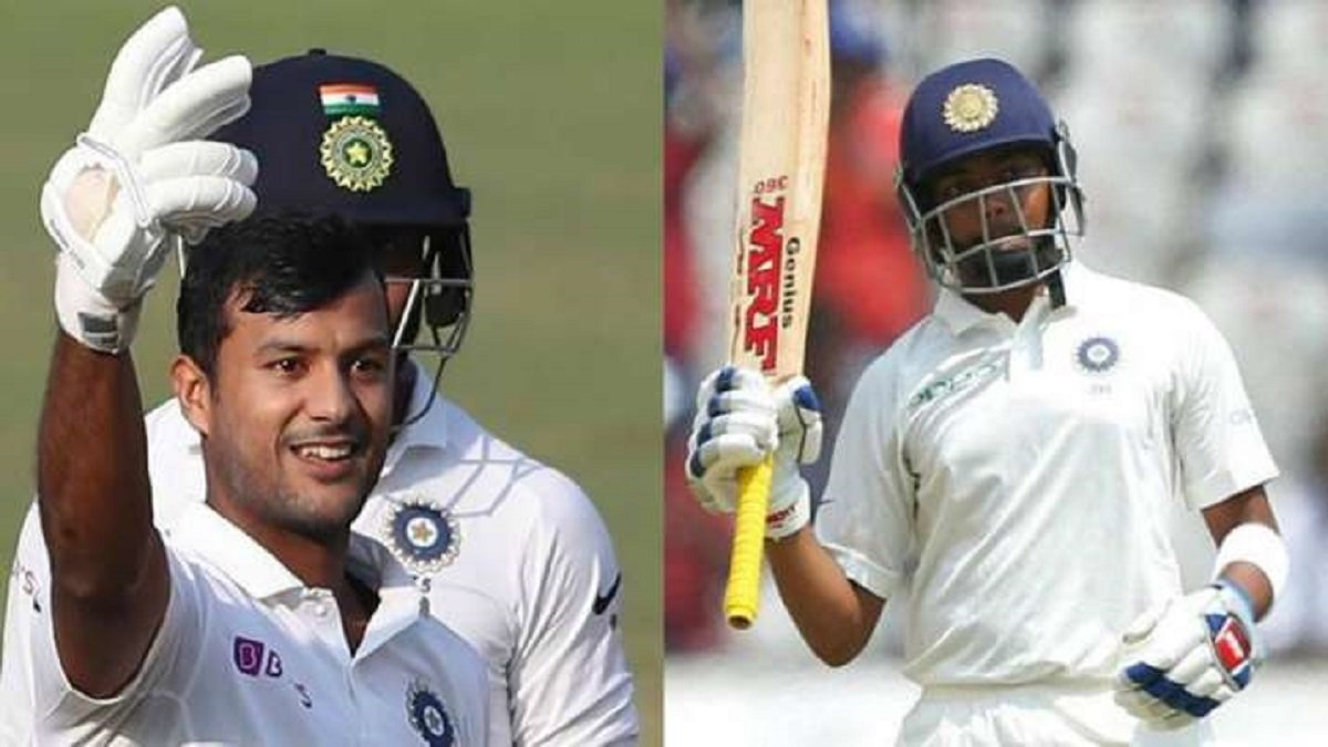IND vs AUS 1st Test: Saha, Shaw picked over Gill & Pant as India announces their XI for the 'Famous D/N Test'