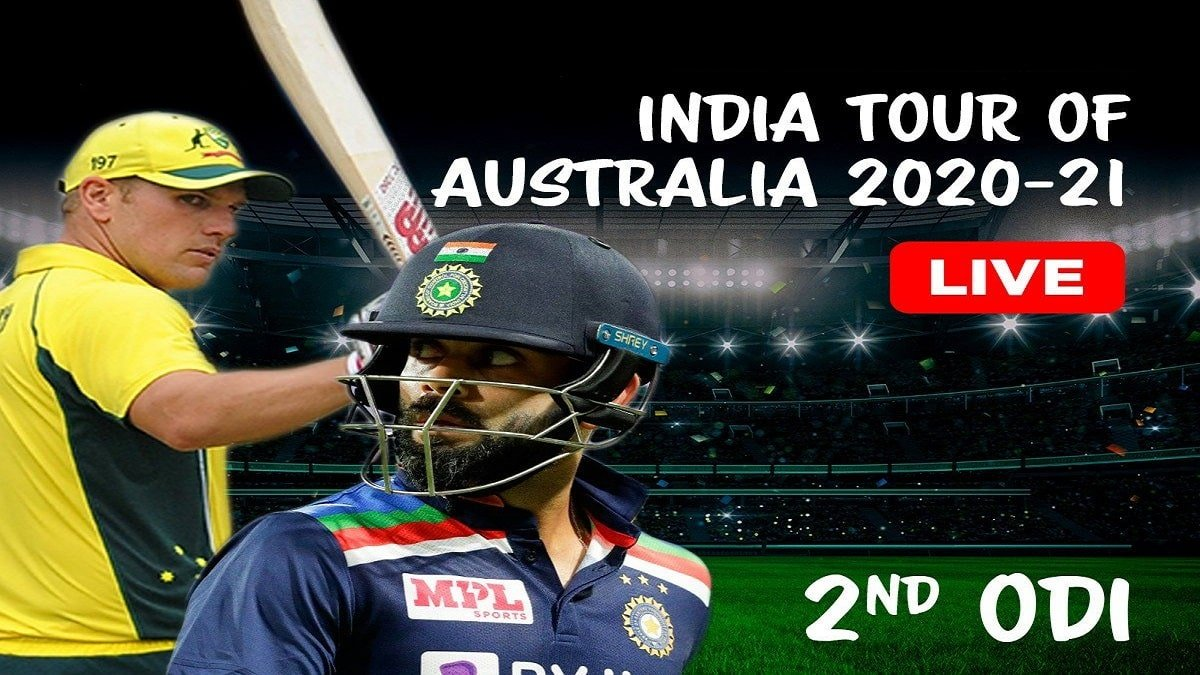 IND vs AUS 2nd ODI: Australia finished on a high note, set 390-run target for India