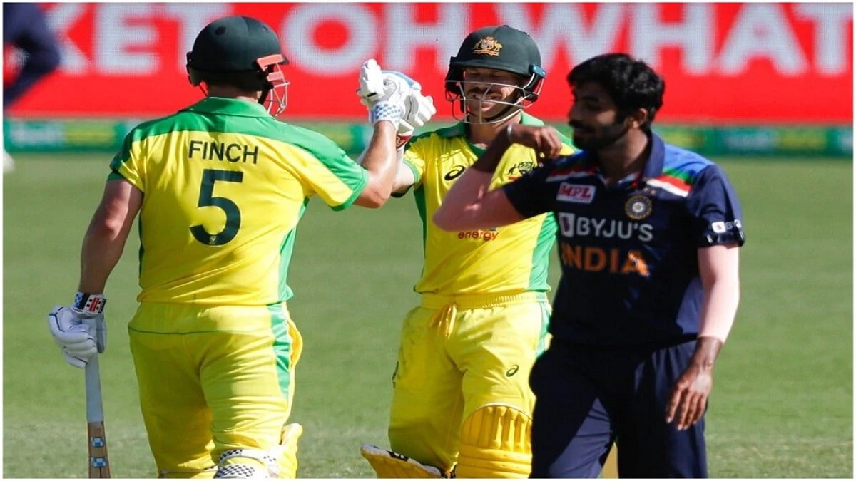 IND vs AUS 2nd ODI: India concedes 100+ opening partnership in three consecutive matches, creates history