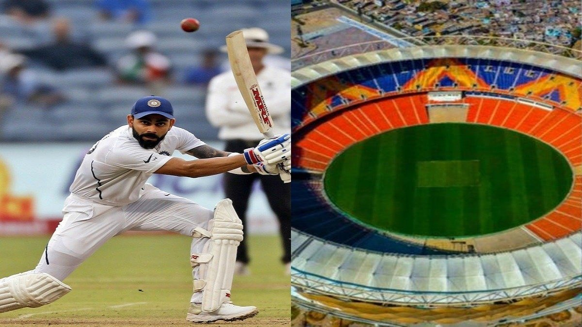 IND vs ENG Series: India to host England in February, World's largest cricket stadium ready for D/N Test