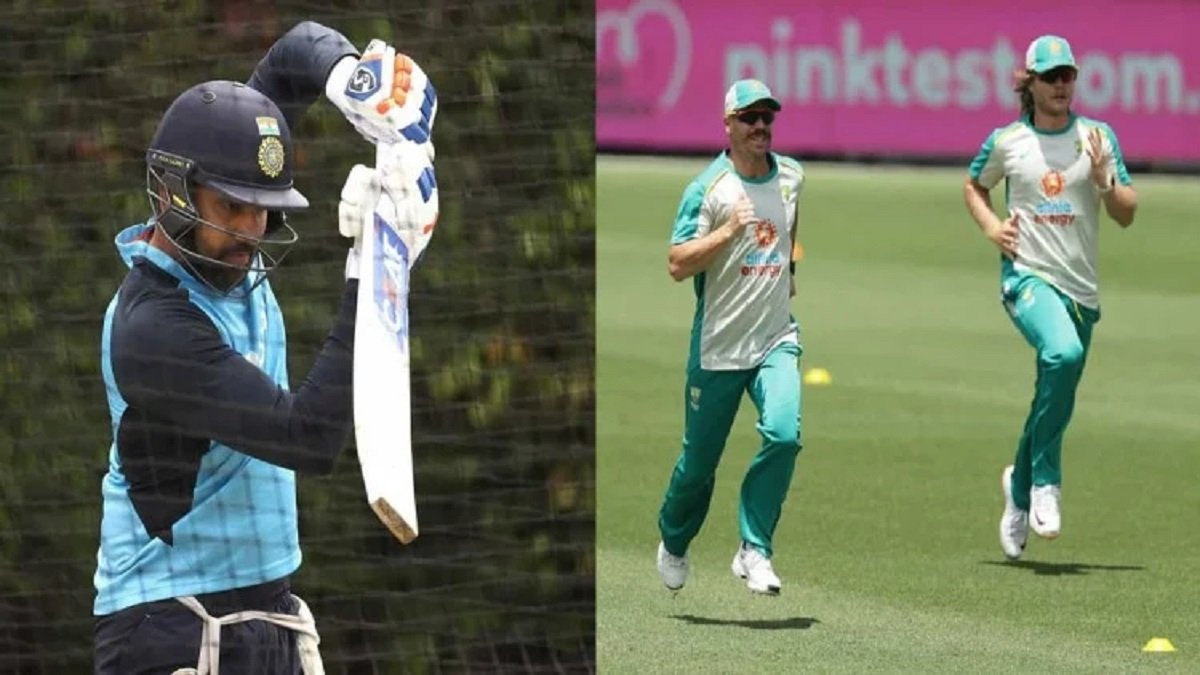 India vs Australia Playing XI: Will Pucovski and Navdeep Saini make debut for respective sides