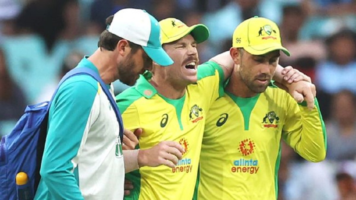 India vs Australia: David Warner likely to miss the Final ODI due to muscle strain