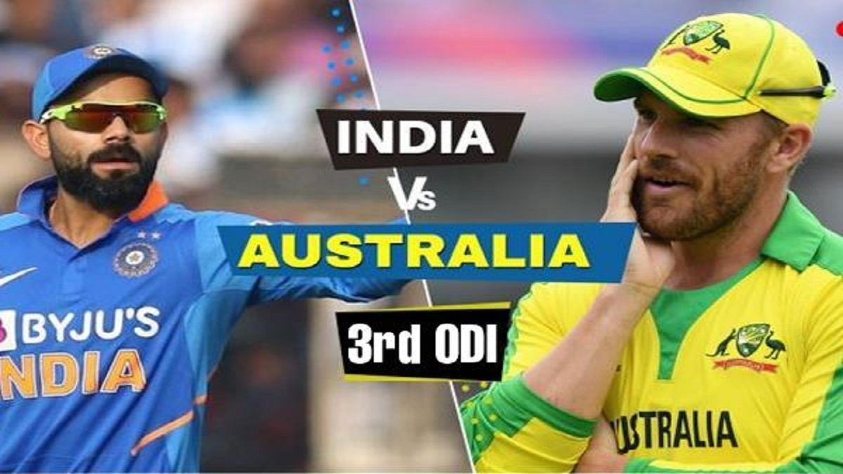 IND vs AUS 3rd ODI Playing 11: T Natarajan and Cameron Green makes debut for respective sides