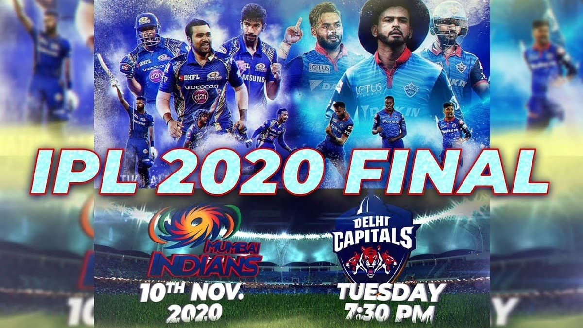IPL 2020 Final MI vs DC: Every Leap year has a new IPL Winner, Can Delhi become this season?