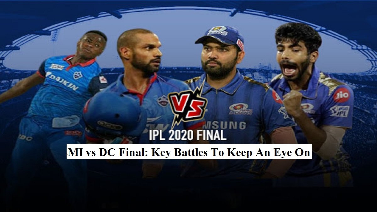 IPL 2020 Final: Mumbai Indians vs Delhi Capitals Key battles to keep an eye on tonight